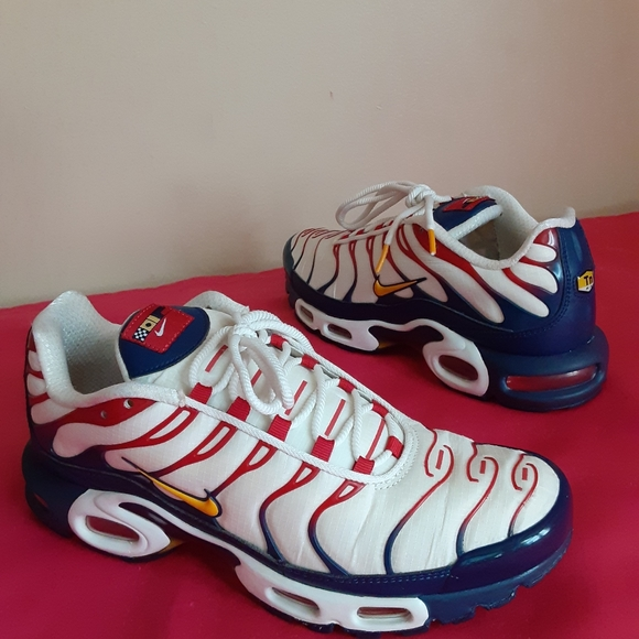 Sold Mens Nike Air Max Plus Tn Nautical